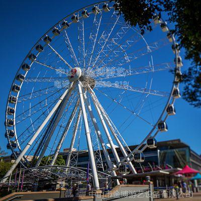 大型游乐场观光车旅游景区摩天轮厂家 30米摩天轮 49米摩天轮报价
