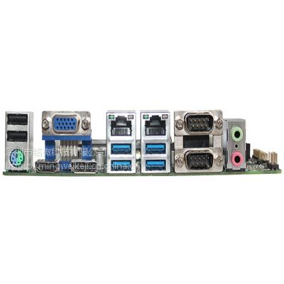 一体机主板Intel第六代LGA1151处理器工控主板4*SATA 3.0硬盘