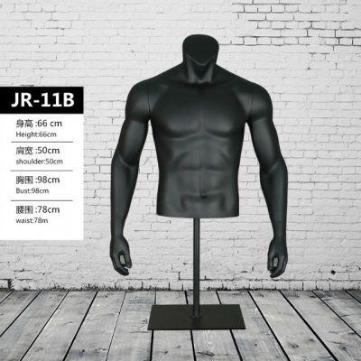 出售半身橱窗模特道具,运动类型服装专用