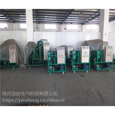 扬州品胜电气供应PSDZJ滤油机噪音低、连续工作时间长