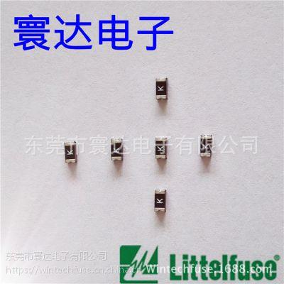 力特PTC 1206L025YR 0.25A 16V 自恢复保险丝 新品供应