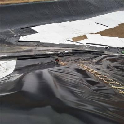 2.0mm复合土工膜价格 白色一布一膜土工复合膜生产厂家