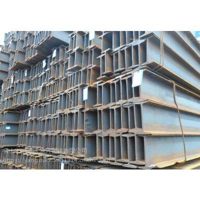 大量现货供应 鞍山宝得Q235B材质工字钢 10#-63#国标、中标、非标工字钢 产品表面光滑无锈