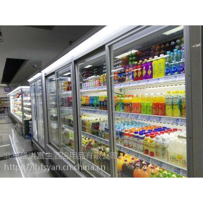 超市风幕柜|朝阳冷柜工厂|便利店饮料柜单价