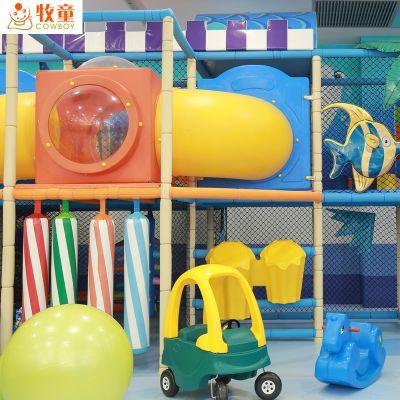 杭州小型儿童室内淘气堡 枪炮海盗船儿童游乐设施 淘气堡生产商价格 pvc
