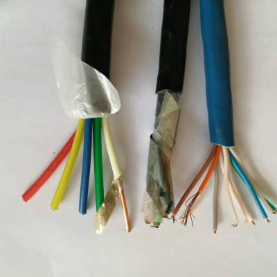 安徽长峰厂家直销优质变频电缆ZR-BPYJVP 3*25+3*4