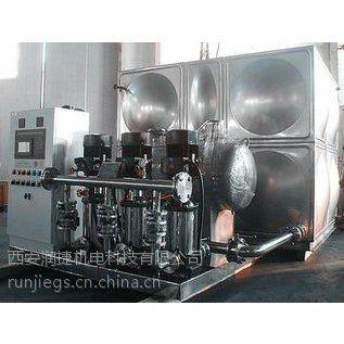 安康消防机组气压罐恒压供水机组 安康无负压变频供水设备 RJ-2700