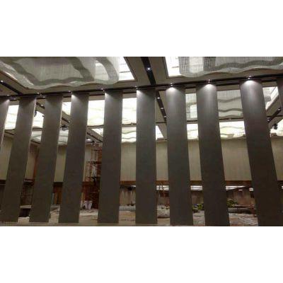 佛山三水新动力广场酒店宴会厅9米活动隔断项目