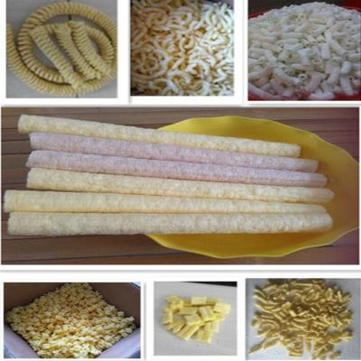 宏瑞厂家生产不同型号的食品膨化机