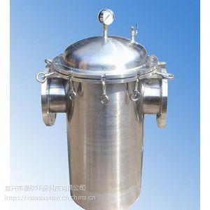 厂家推荐不锈钢毛发过滤器,易操作清洗滤蓝式聚
