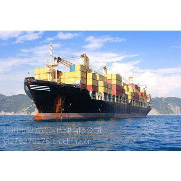浙江湖州到南宁的集装箱内贸往返海运专线运输