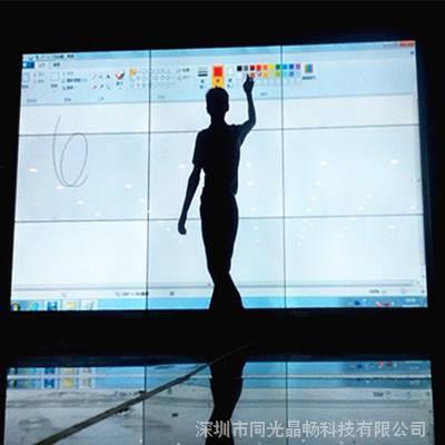 供应定制北京拼接屏触摸框,北京大屏触摸框MHLtouch