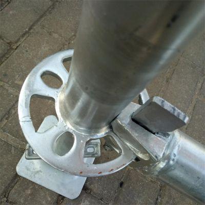 上海厂家热销移动脚手架盘扣式脚手架