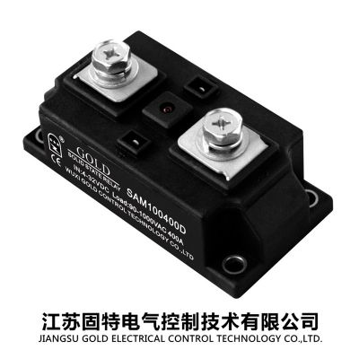 【固态继电器220v】单相固态继电器 SAM100200DL 双向可控硅输出型江苏固特厂家直销