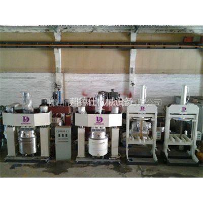 邦德仕供应安康玻璃胶设备 中空玻璃胶设备 广东强力分散机