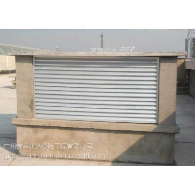广州空调百叶维修安装/业承接幕墙玻璃安装/