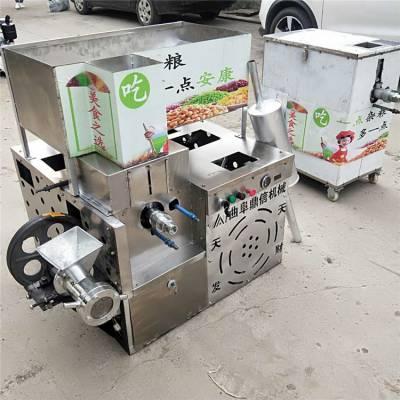 多功能食品膨化机 玉米杂粮专用膨化机 膨化设备价格