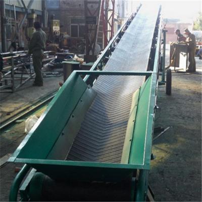 工业皮带输送机设备 兴亚玉米倾斜皮带输送机