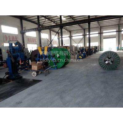 供应铜芯矿用控制绝缘PVC护套铠装齐鲁电缆 MKVV22 450/750KV 8*2.5