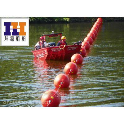 航道浮筒 河道拦污浮筒 海上拦截浮筒 优质河道拦污浮筒 水上PE平台