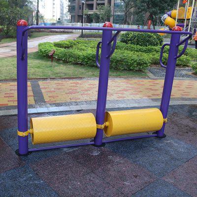 珠海小区健身器材,户外健身器材批发,114管材双人漫步机一台的价格