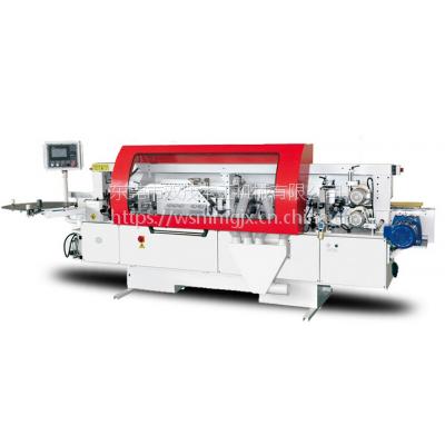 广州双茂木工机械全自动封边机MF5家具制造机械直销