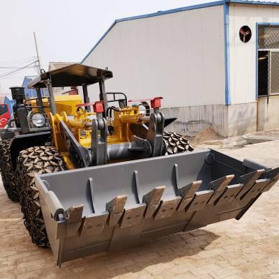 矿用装载机20矿井铲车2t装载机价格服务周到山东中首重工