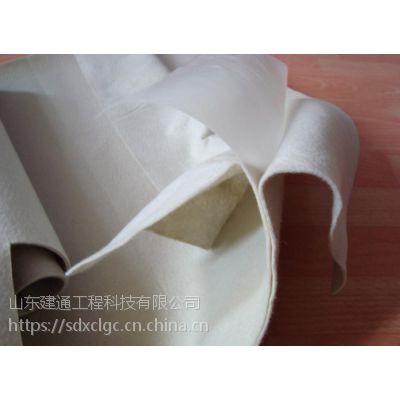 山东恒阳500克(长)短丝复合土工膜