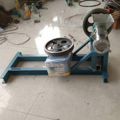 供应新款膨化食品 鼎翔自熟型膨化机可出4种花型