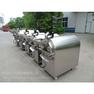 高效节能保温型滚筒炒货机 具有通风排湿功能的炒货机 南阳东亿厂家直营