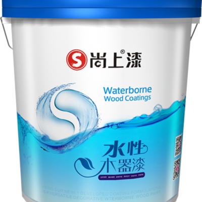 畅销水性木器漆新型家具水性涂料厂家紫荆花漆总代理