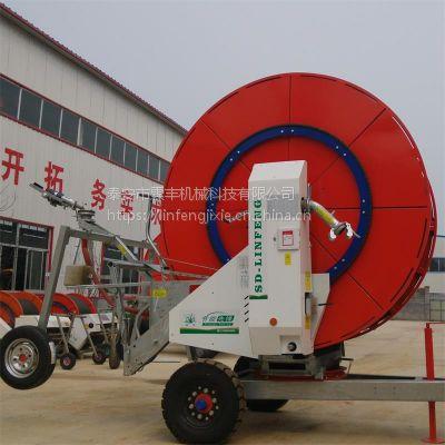 保定廠家直銷農業自動回卷噴灌機JP75-400係列