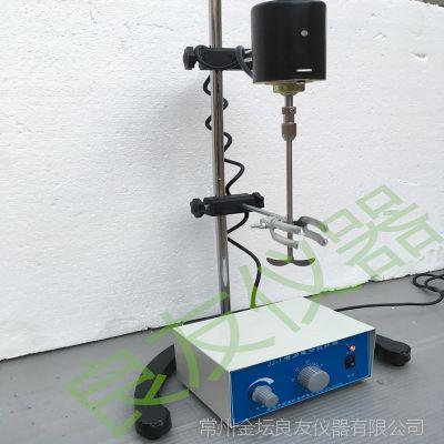 JJ-1精密增力电动搅拌器实验室搅拌机60w90w100w160w200w300w