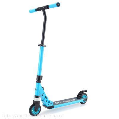 5寸可定制铝合金脚踏折叠滑板车平衡车代步车时尚成人儿童款A55