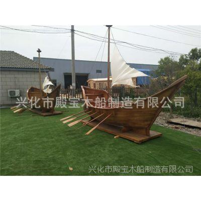 厂家定制供应海盗船旅游景观装饰款海盗船/道具船