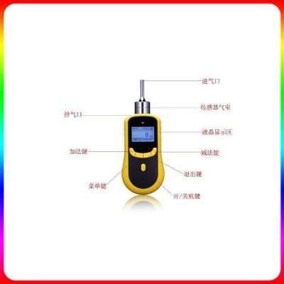 ?声光报警手持型便携式二氧化碳气体检测报警仪TD1198-CO2