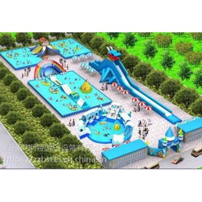 辽宁大型的室外移动支架游泳池加上冰雪世界水乐园