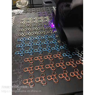 指尖陀螺uv彩绘机打印机喷绘机那里有厂家