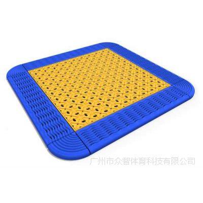 优质十字式拼装地板