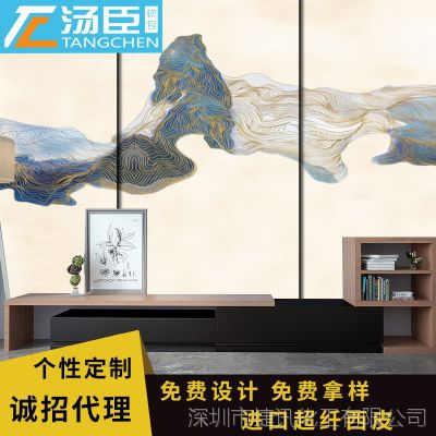 软包背景墙床头酒店卧室客厅KTV电视软硬包 欧式方形菱形异