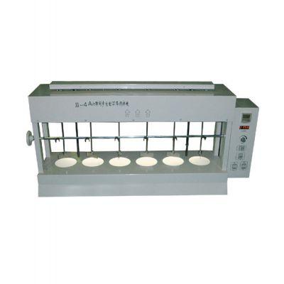供应金坛AG捕鱼王3dJJ-4ASJ六联自动升降电动搅拌器 程序式电动搅拌器