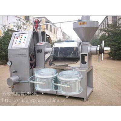 稻米压榨油设备 螺旋榨油机厂家