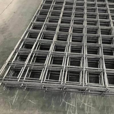 安徽芜湖 建筑工地焊接网 地暖镀锌金属网片 钢筋焊接网加工