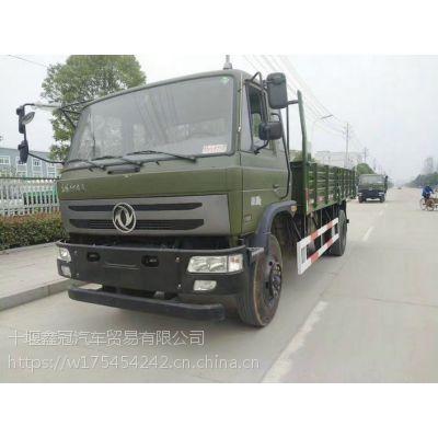 国五可上牌东风四驱货车EQ2180GD5D原厂直销