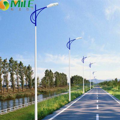 8米LED路灯//市电LED路灯多少钱一套