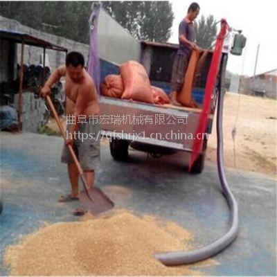 厂家供应软管提粮机便携式气力吸粮机抽粮机的价格
