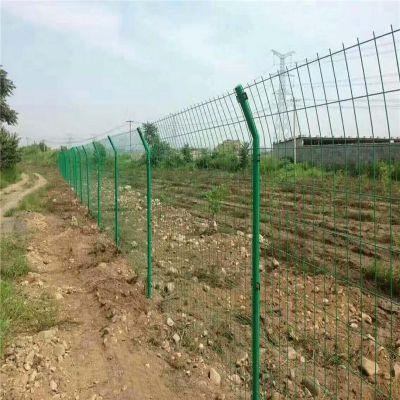 优盾围栏网 双边丝高速公路护栏围栏网 隔离栅