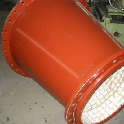 整体耐磨陶瓷管耐磨弯头耐高温耐腐蚀