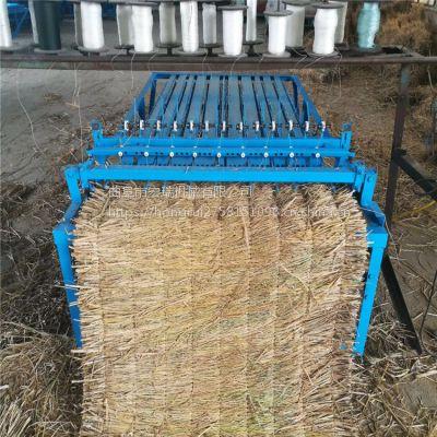 哈尔滨 草毡子草帘 麦秸秆编织机 新疆稻草草帘编织机