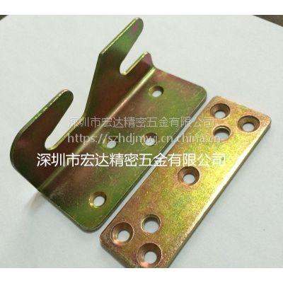 家具五金配件_家具直角角码、支架连接件、床挂件、冲压件加工